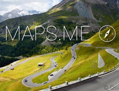 Beste off-line kart app – Maps.me?