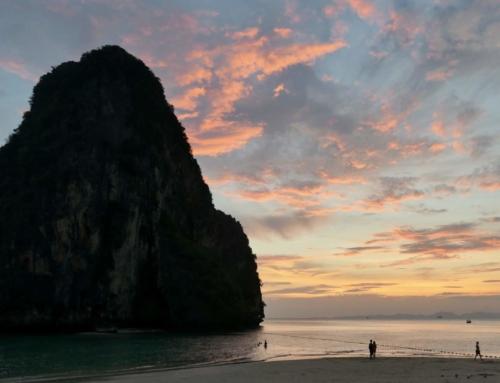 Reisen gjennom sør-øst Asia, de fem første landene | et sammendrag
