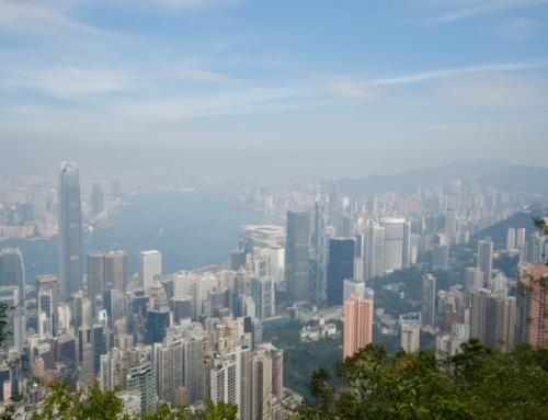 Hvordan utforske Victoria Peak på billigst måte? Hong Kong | Vlogg #16
