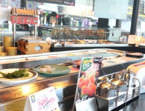 Spise Shabusi hotpot  i Chaweng, Koh Samui
