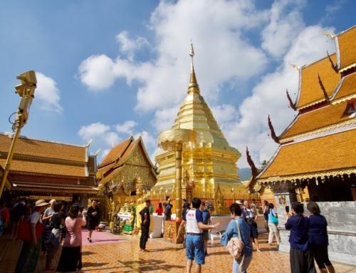Doi Suthep – det helligste tempelet i Thailand?