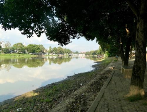 En dag i Chiangmai | vandring i Old City  del 1