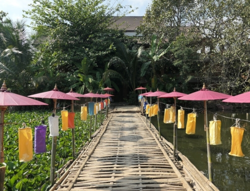 En dag i Chiangmai | vandring i Old City del 2