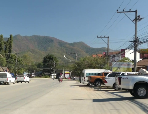 Mitt første inntrykk av Pai – en naboby til Chiang Mai