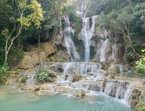Er Kuang Si fossen i Luang Prabang verdt å besøke?