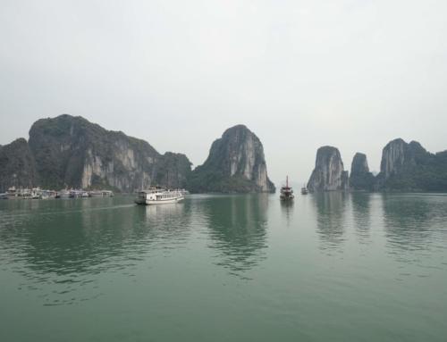 En dagstur til vakre Halong Bay