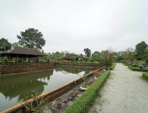 En Walking Tour til det keiserlige citadell i Hue