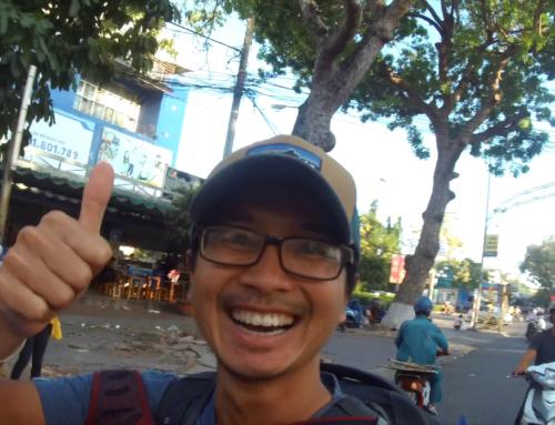 Tilbake til min hjemby Phan Thiet etter over 25 år!