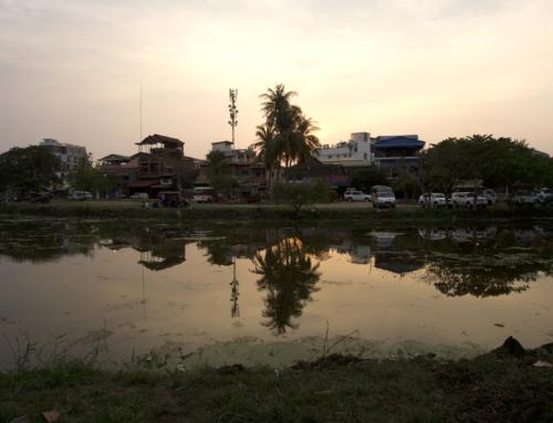 Fra Phnom Penh til Siem Reap | Mine første inntrykk av Siem Reap