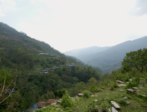 Annapurna Base Camp Trek Dag 1: Birethanti til Ulleri