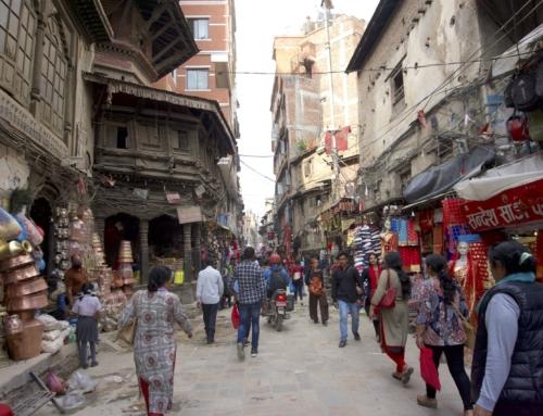 Vandre og spise i Kathmandu, Nepal | hvor dyrt er Nepal?