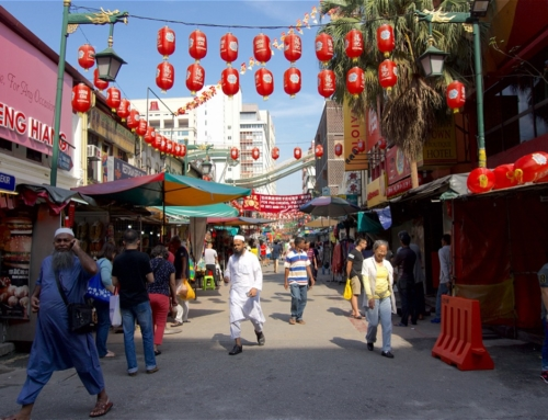 Mitt første møte med Kuala Lumpur, Malaysia