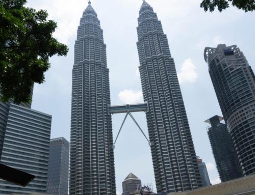 Kuala Lumpur er en lekker storby!