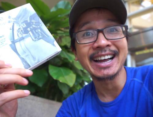 Jakten på kamerautstyr i Kuala Lumpur