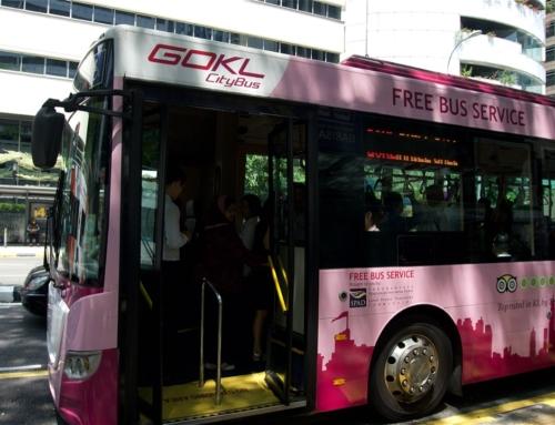 Gratis bybuss i Kuala Lumpur