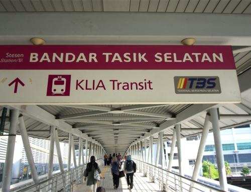 Fra Kuala Lumpur til Melaka med buss