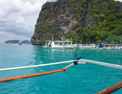 Utrolige vakre øyer i El Nido, Filippinene!