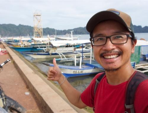 Fra El Nido til Coron, Philippinene
